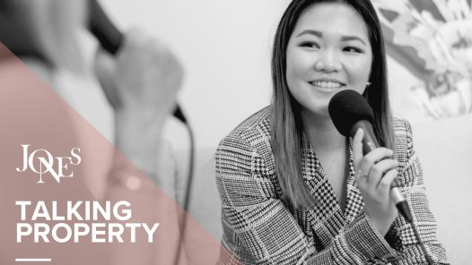 Talking Property podcast with Nancy Chen