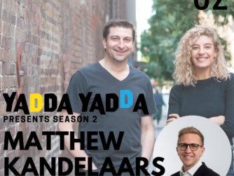 Podcast Now image for the show Yadda Yadda with Justine Hadj, Richard Jenkins and Matthew Kandelaars